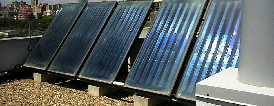Placas Solares en Barcelona